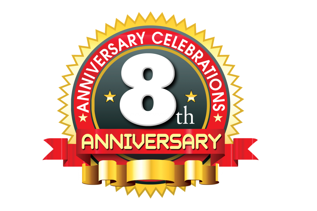 QAplanet 8th Anniversary